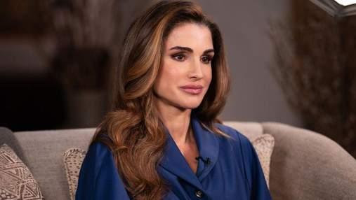 Королеве Рании – 51: как менялся стиль королевы Иордании