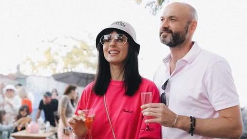Маша Єфросиніна з чоловіком відзначають 18 річницю весілля: історія кохання пари
