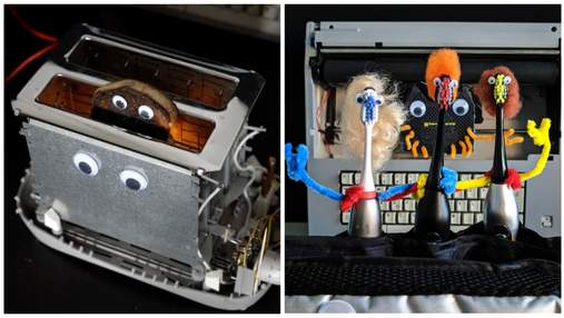 Инженер делает каверы известных хитов, используя звуки старых приборов: эпические видео