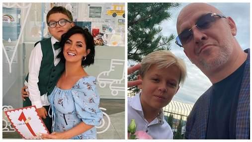 День знань 2021: зіркові батьки ведуть дітей до школи – яскраві фото