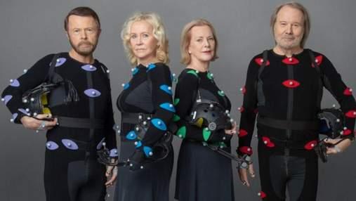 Легендарная группа ABBA представила новые песни