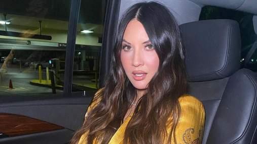 Відома акторка Олівія Манн стане мамою вперше