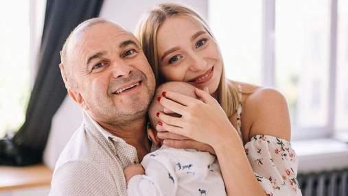 Дружина Віктора Павліка розповіла, як розділила обов'язки з чоловіком: нове сімейне фото
