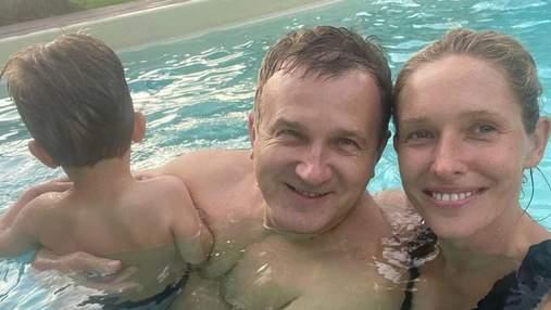 Катя Осадча проводить вікенд з Юрієм Горбуновим і синами: сімейні фото