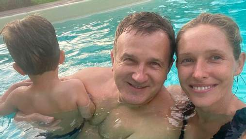 Катя Осадчая проводит уикенд с Юрием Горбуновым и сыновьями: семейные фото