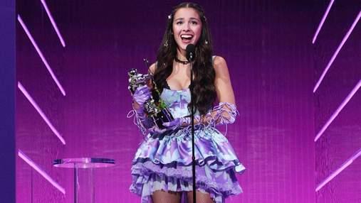 MTV Video Music Awards 2021: переможці престижної музичної премії