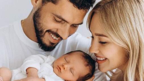 Даша Квиткова и Никита Добрынин очаровали новыми фото с сыном