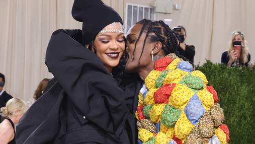 Рианна и A$AP Rocky впервые вышли вместе в свет после объявления романа