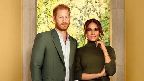 Журнал Time вніс принца Гаррі і Меган Маркл у список 100 найвпливовіших людей світу