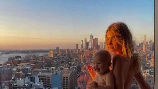 Модель Ельзу Госк звинуватили у поширенні дитячої порнографії після фото з донькою