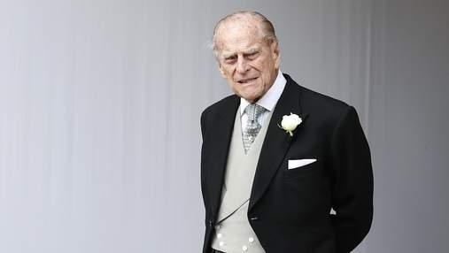Деталі заповіту принца Філіпа залишать в таємниці наступні 90 років