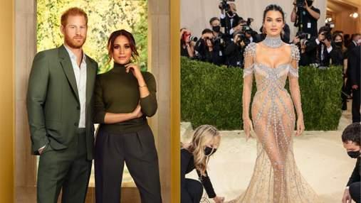 Итоги недели: бал Met Gala, Бритни Спирс женится и Меган Маркл – в журнале Time