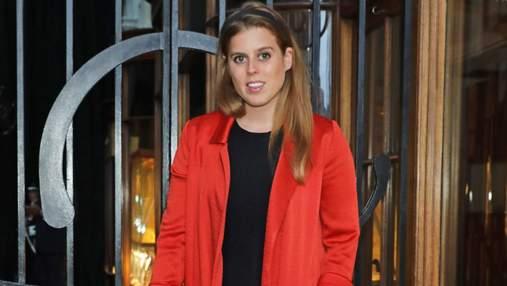 Принцесса Беатрис попала в больницу на последних неделях беременности