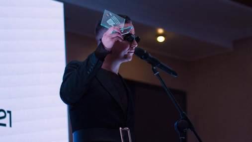 ЛГБТ+ подія року: MELOVIN нагородили за камінг-аут на Atlas Weekend
