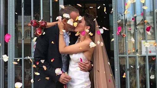 Я сделала это в третий раз, – Ирена Карпа поздравила мужа-француза с годовщиной брака