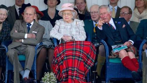 Принц Чарльз розповів, про що востаннє розмовляв з покійним принцом Філіпом
