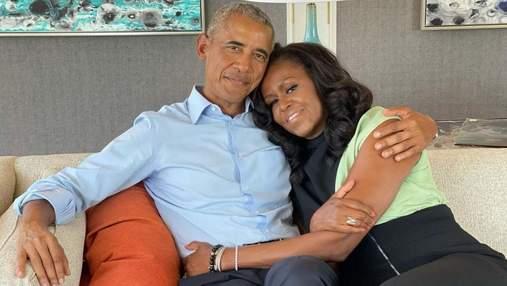 Мішель і Барак Обама святкують 29 річницю весілля: зворушливі фото подружжя