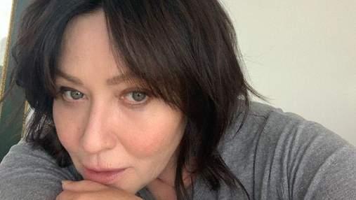 Хочу бути живою, – Шеннен Догерті розповіла про боротьбу з раком на останній стадії