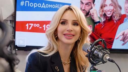 Певица Светлана Лобода снова приехала в Украину: фотофакт