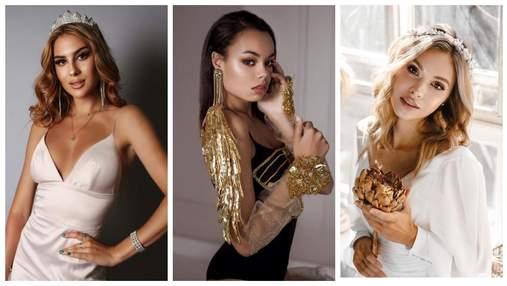 """""""Мисс Украина Вселенная"""" 2021: все финалистки, которые боролись за драгоценную корону"""