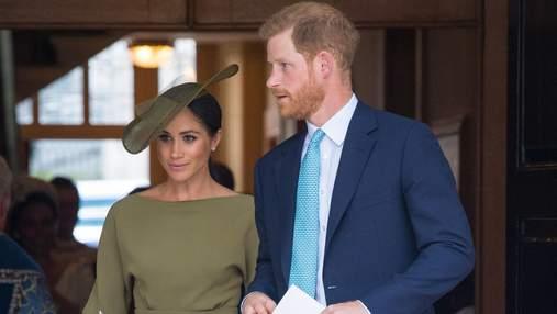 Принц Гарри и Меган Маркл будут крестить дочь не в Великобритании, – СМИ