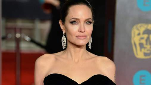 Анджеліну Джолі заскочили на побаченні з колишнім чоловіком