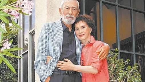 Умерла жена Вахтанга Кикабидзе Ирина Кебадзе