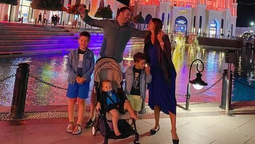 Жена Григория Решетника показала, как проходит отпуск в Турции: семейные фото