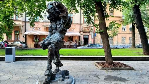 Петиция о демонтаже памятника Моцарту во Львове собрала необходимые 500 голосов